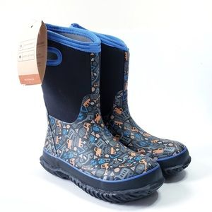 Bogs Classic Construction Insulated Waterproof